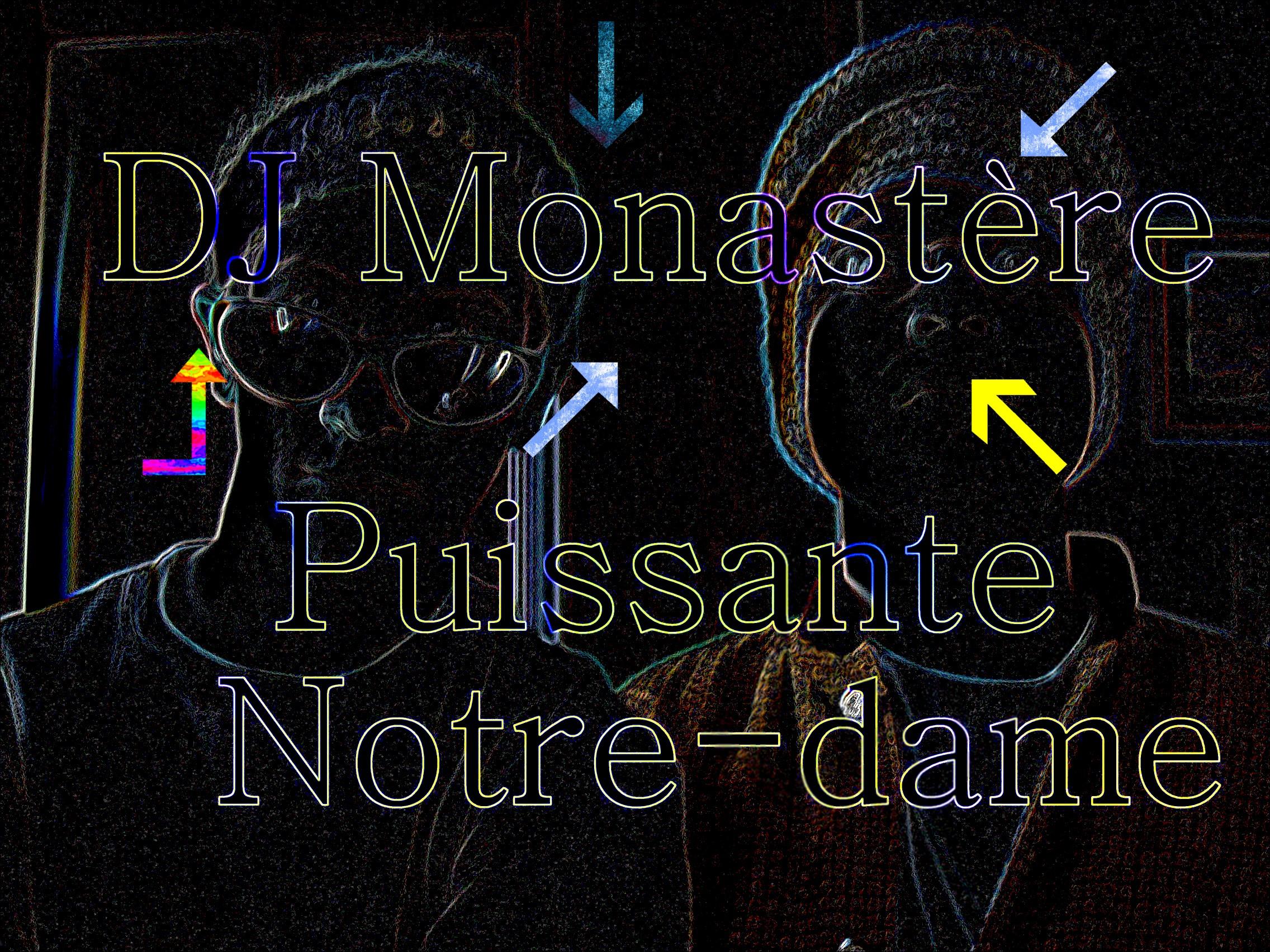 DJ Monastère Album